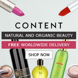 Content Beauty - organic and natural beauty shop