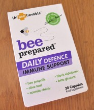 Unbeelievable Bee Prepared Max Strength Immune Support