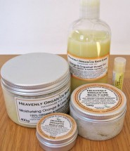 Heavenly organics products