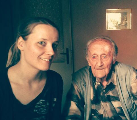 Me and my granddad