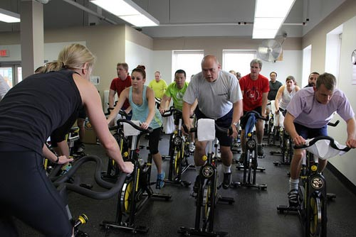 Top 9 tips to help you survive an indoor cycling class