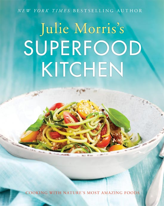 New plant-based cookbook: Superfood Kitchen {Review}