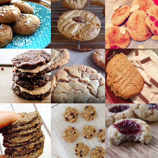 healthy cookies and biscuits