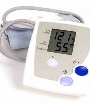 device for measuring high blood pressure