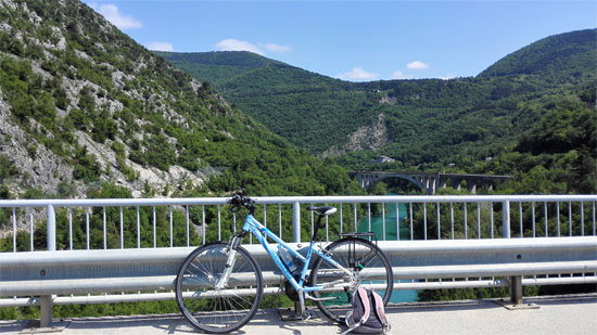A week in Slovenia: Cycling highlights