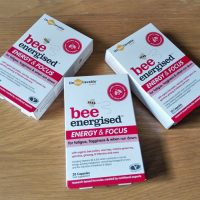 Giveaway: Feel more energised with Bee Energised from Unbeelievable Health