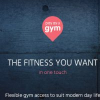 Pay As U Gym – Flexible gym access to suit modern day life