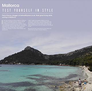 Majorca front page