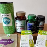 Supplements: What I bought recently
