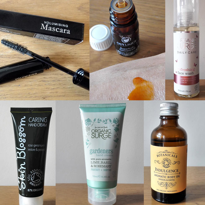 green beauty favourites of 2016