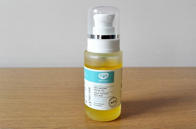 Green People Anti-ageing facial oil