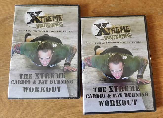 xtreme bootcamps fitness dvd