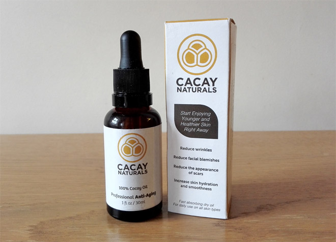 cacay oil from cacay naturals