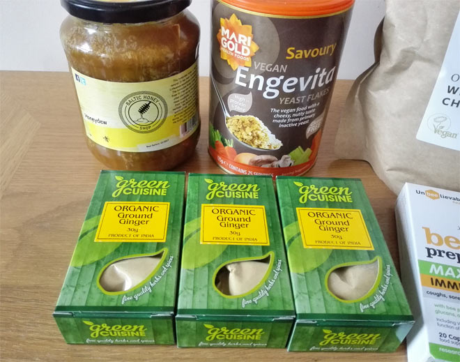 health foods from amazon