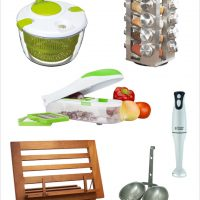 8 Kitchen Tools and Accessories that will Make Your Healthy Cooking Quicker and Easier