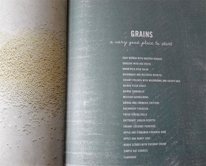 grains recipes from deliciously ella