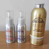 In the spotlight: Organic Haircare from Tabitha James Kraan