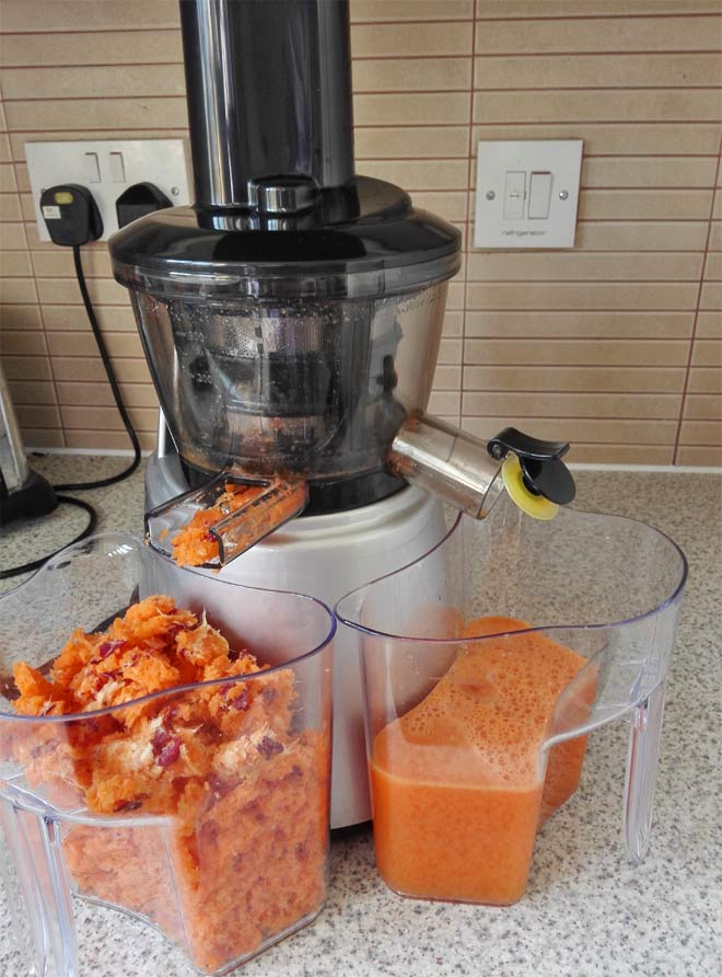 Ambiano Slow Juicer Instructions : Aldi Slow Juicer Review - Be Healthy Now
