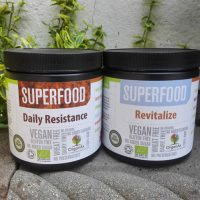 Giveaway: Win over £50 worth of natural superfood powders from OrganAx