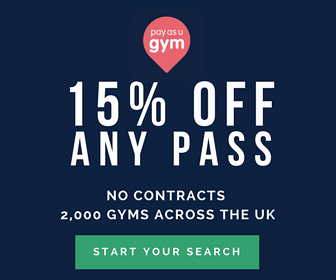 pay as u gym discount code