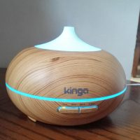 Review: Electric aroma diffuser from Kinga