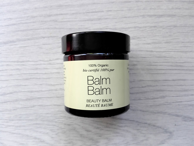organic beauty balm from balm balm