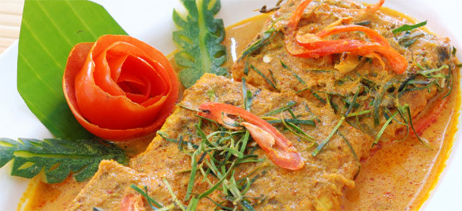 Thai Fish Curry