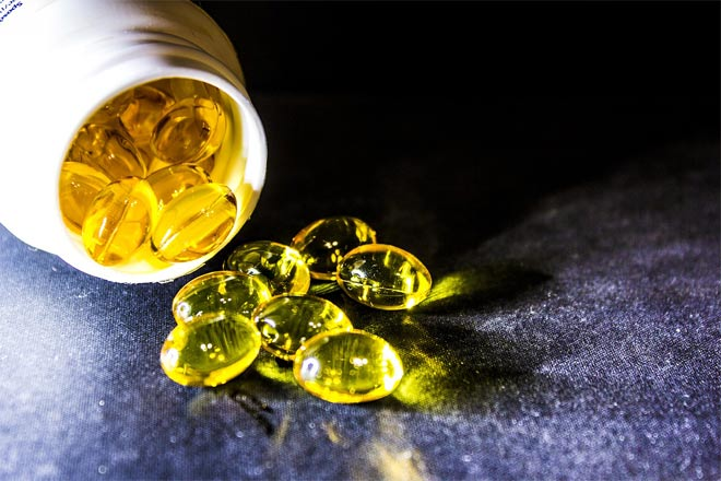 cod liver oil supplement