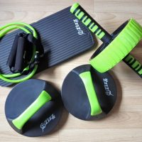 Working out at home with Zizz Fit home fitness kit – Review