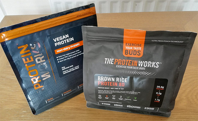 the protein works protein powders