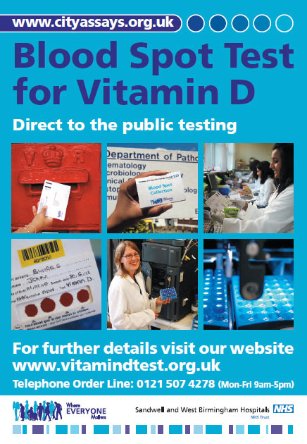 My vitamin D test results revealed
