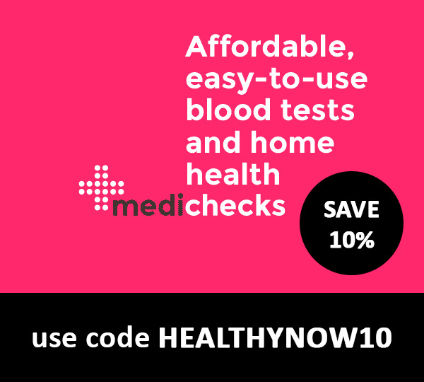 Medichecks discount code - Save 10%