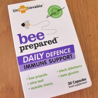 Unbeelievable Bee Prepared Immune Support Review