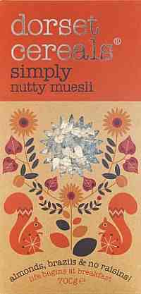 Dorset Cereals nutty muesli