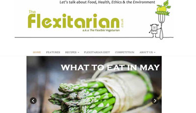 The Flexitarian blog