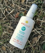 Biosolis SPF50 Extreme Fluid natural sunscreen