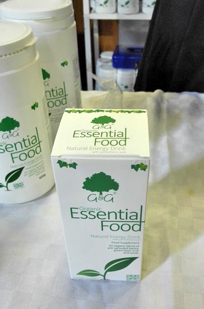Organic Essential Food