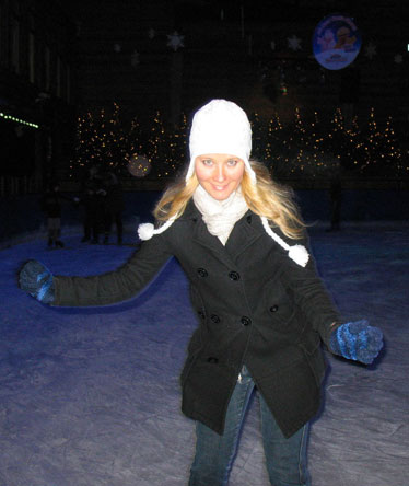 Me iceskating 4 years ago