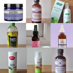 My favourite natural beauty products of 2015