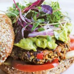 Black Bean Hemp Protein-Patties