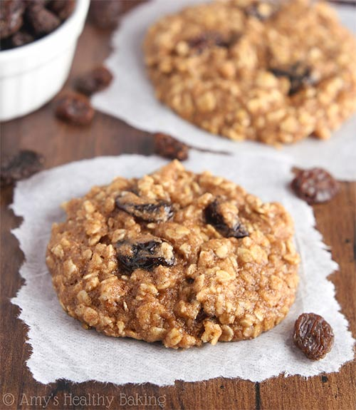 ultimate-healthy-oatmeal-raisin-cookies