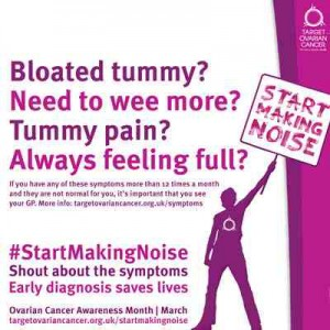 Ovarian Cancer Awareness Month: Know the symptoms