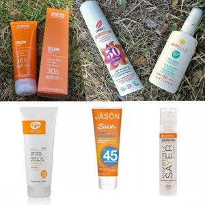 Natural and organic sunscreens: What to buy and what not to buy