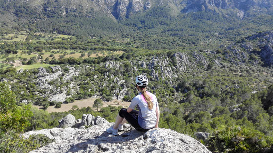 Cycling in Majorca 2015