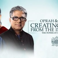 Free 21-day meditation experience from Oprah & Deepak