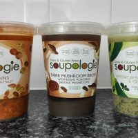Healthy soups from Soupologie (dairy and gluten free)