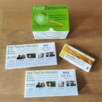 Testing for food allergies and intolerances with Intolerances Test Kit from SelfDiagnostics UK