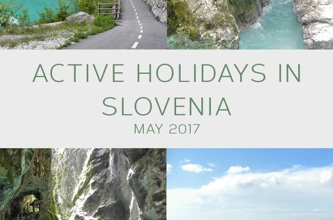 active holidays in Slovenia