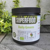 Getting your daily greens with Organax - Daily Greens Superfood Powder review