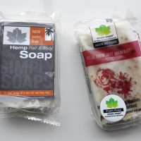 Natural palm-free soaps from Simply Soaps